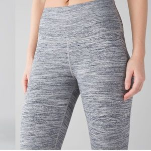 New Lululemon High Times Pant Space Dye Size 4